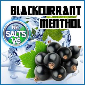 Blackcurrant-menthol-VG-salt-range