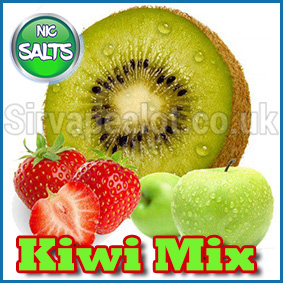 Kiwi-Strawberry-Flavour-nic-salt-shot-range-eliquid