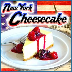 NewYork Cheesecake sir vapealot