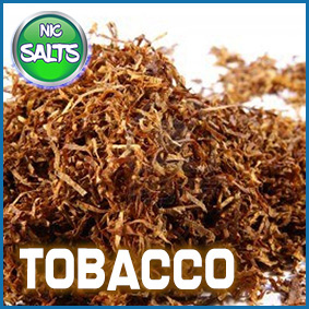 Tobacco-Flavour-Nic-Salt-short fill Eliquid