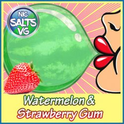 VG-watermelonstrawberry-gum-nic-salt-eliquid