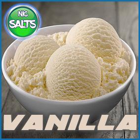Vanilla-Flavour-Nic-Salt-shot-range-Eliquid