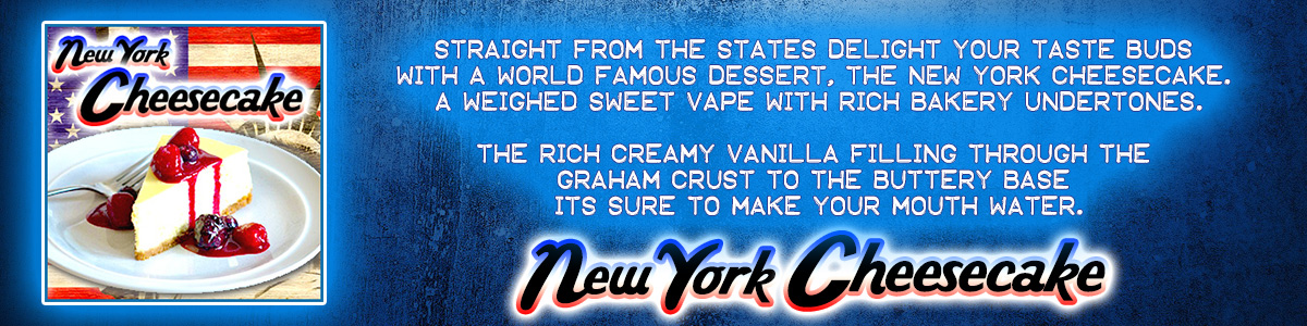 new-york-cheesecake sir vapealot