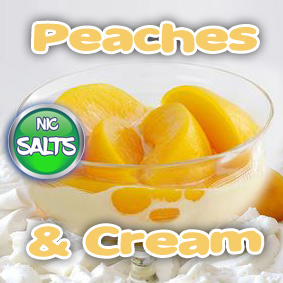 peaches & Cream-nic-salt-eliquid