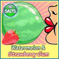 watermelonstrawberry-gum-nic-salt-eliquid