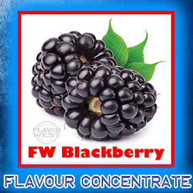 FW-Blackberry Flavor West Flavour Concentrate