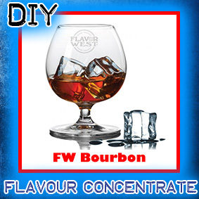 FW-Bourbon Flavor West Flavour Concentrate