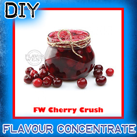 FW-Cherry-Crush Flavor West Flavour Concentrate