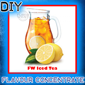 FW-ICED-TEA Flavor West Flavour Concentrate
