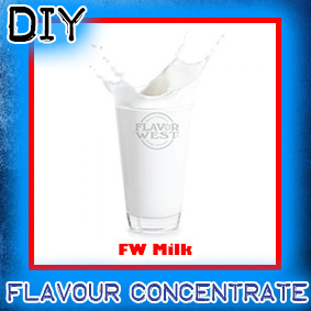 FW-Milk Flavor West Flavour Concentrate