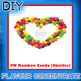 FW-RAINBOW-CANDY-SKITTLES Flavor West Flavour Concentrate