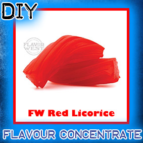 FW-Red-licorice Flavor West Flavour Concentrate