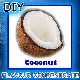 coconut flavour concentrate
