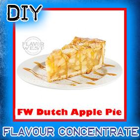 FW-dutch-apple-pie Flavor West Flavour Concentrate