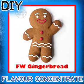 fw-gingerbread Flavor West Flavour Concentrate
