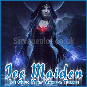 Ice-maiden Mint Vanilla Toffee