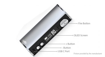 Eleaf-iStick-T80-Battery-Mod-3000mAh
