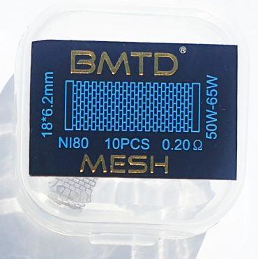 0.20 Ni80 Zeus RTA Mesh Strips